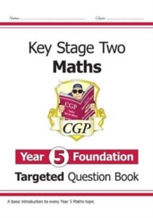 New KS2 Maths Targeted Question Book: Year 5 Foundation, Paperback / softback Book
