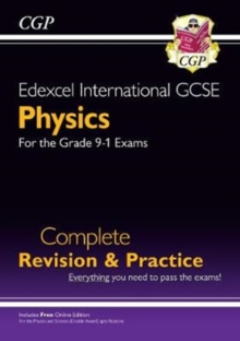 New Grade 9-1 Edexcel International GCSE Physics: Complete Revision & Practice with Online Edition, Paperback / softback Book
