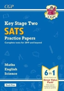 New KS2 Complete SATS Practice Papers Pack: Science, Maths & English (for the 2019 tests) - Pack 2, Paperback / softback Book