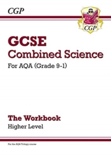 New Grade 9-1 GCSE Combined Science: AQA Workbook - Higher, Paperback / softback Book