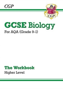 New Grade 9-1 GCSE Biology: AQA Workbook - Higher, Paperback / softback Book