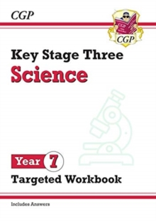 New KS3 Science Year 7 Targeted Workbook (with answers), Paperback / softback Book