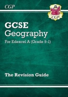 New Grade 9-1 GCSE Geography Edexcel A - Revision Guide, Paperback / softback Book