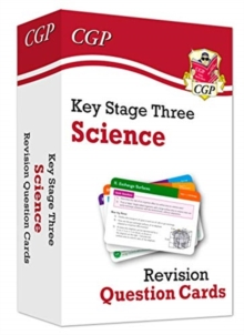 New KS3 Science Revision Question Cards, Cards Book