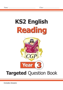 New KS2 English Targeted Question Book: Reading - Year 3, Paperback / softback Book