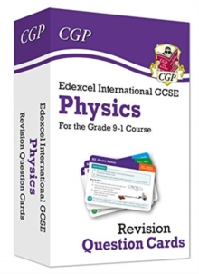 New Grade 9-1 Edexcel International GCSE Physics: Revision Question Cards, Mixed media product Book