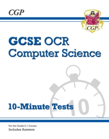 GCSE Computer Science OCR 10-Minute Tests - for exams in 2021 (includes answers), Paperback / softback Book