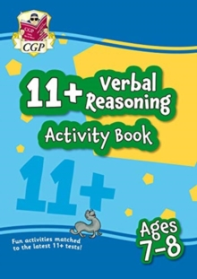 New 11+ Activity Book: Verbal Reasoning - Ages 7-8, Paperback / softback Book
