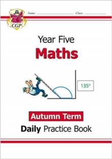 New KS2 Maths Daily Practice Book: Year 5 - Autumn Term, Paperback / softback Book