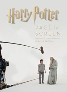 Harry Potter: Page to Screen: Updated Edition, Hardback Book