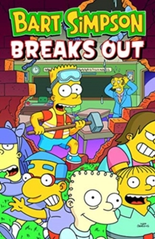 Bart Simpson - Breaks Out, Paperback / softback Book