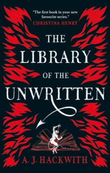 The Library of the Unwritten, EPUB eBook