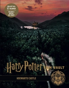 Harry Potter: The Film Vault - Volume 6: Hogwarts Castle, Hardback Book
