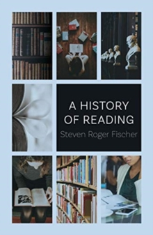 A History of Reading, Paperback / softback Book