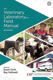 The The Veterinary Laboratory and Field Manual, Hardback Book