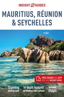 Insight Guides Mauritius, Reunion & Seychelles (Travel Guide with Free eBook), Paperback / softback Book