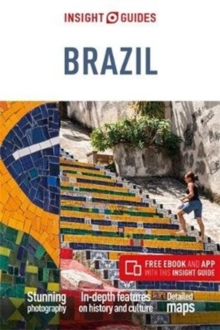 Insight Guides Brazil (Travel Guide with Free eBook), Paperback / softback Book