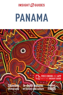 Insight Guides Panama (Travel Guide with Free eBook), Paperback / softback Book