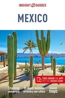 Insight Guides Mexico (Travel Guide with Free eBook), Paperback / softback Book