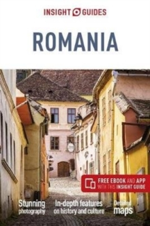 Insight Guides Romania (Travel Guide with Free eBook), Paperback / softback Book