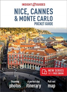 Insight Guides Pocket Nice, Cannes & Monte Carlo (Travel Guide with Free eBook), Paperback / softback Book