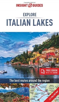 Insight Guides Explore Italian Lakes (Travel Guide with Free eBook), Paperback / softback Book