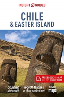 Insight Guides Chile & Easter Island (Travel Guide with Free eBook), Paperback / softback Book