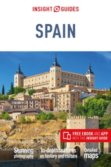 Insight Guides Spain (Travel Guide with Free eBook), Paperback / softback Book