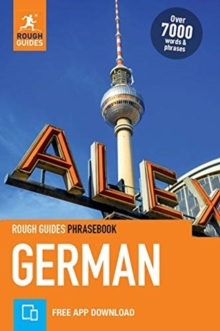 Rough Guides Phrasebook German (Bilingual dictionary), Paperback / softback Book