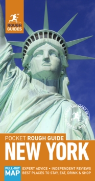 Pocket Rough Guide New York City (Travel Guide with Free eBook), Paperback / softback Book