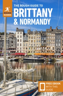 The Rough Guide to Brittany & Normandy (Travel Guide with Free eBook), Paperback / softback Book