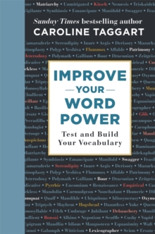 Improve Your Word Power : Test and Build Your Vocabulary, Hardback Book