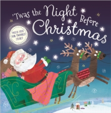 'Twas the Night before Christmas, Hardback Book