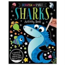 Scratch and Sparkle Sharks Activity Book, Paperback / softback Book
