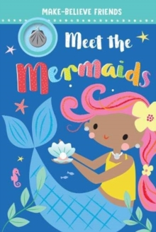 Meet The Mermaids (reader with necklace), Paperback / softback Book