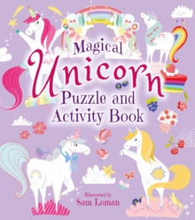Magical Unicorn Puzzle and Activity Book, Paperback / softback Book