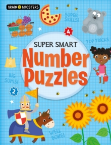 Brain Boosters: Super-Smart Number Puzzles, Paperback / softback Book