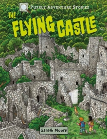 Puzzle Adventure Stories: The Flying Castle, Paperback / softback Book
