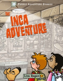 Puzzle Adventure Stories: The Inca Adventure, Paperback / softback Book