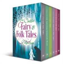 The Classic Fairy & Folk Tales Collection : Deluxe 6-Volume Box Set Edition, Mixed media product Book