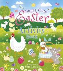 Super-Cute Easter Activity Book, Paperback / softback Book