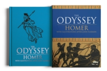 The Odyssey : With illustrations after John Flaxman, Hardback Book