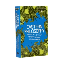 World Classics Library: Eastern Philosophy : The Art of War, Tao Te Ching, The Analects of Confucius, The Way of the Samurai, The Works of Mencius, Hardback Book