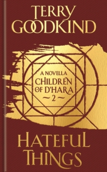 Hateful Things : The Children of D'Hara, episode 2, Hardback Book