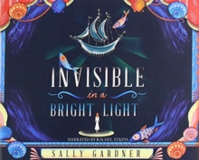 INVISIBLE IN A BRIGHT LIGHT, CD-Audio Book