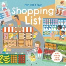 Shopping List, Hardback Book