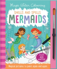 Shells and Spells - Mermaids, Hardback Book