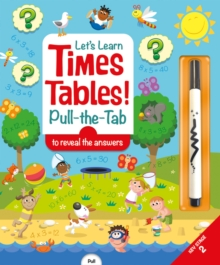 Times Tables, Hardback Book