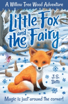 Willow Tree Wood Book 1 - Little Fox and the Fairy, Paperback / softback Book