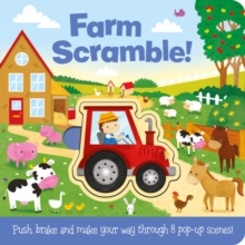 Farm Scramble!, Board book Book